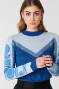 Gestuz Ramona Pullover - Blue