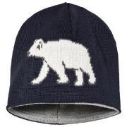 Ticket to heaven Short Knit Hat Total Eclipse Blue 47 cm
