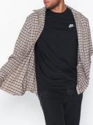 Nike Sportswear M Nsw Club Tee T-paidat ja topit Black