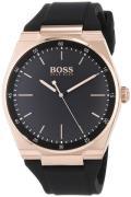 Hugo Boss 99999 Miesten kello 1513566 Musta/Kumi Ø42 mm